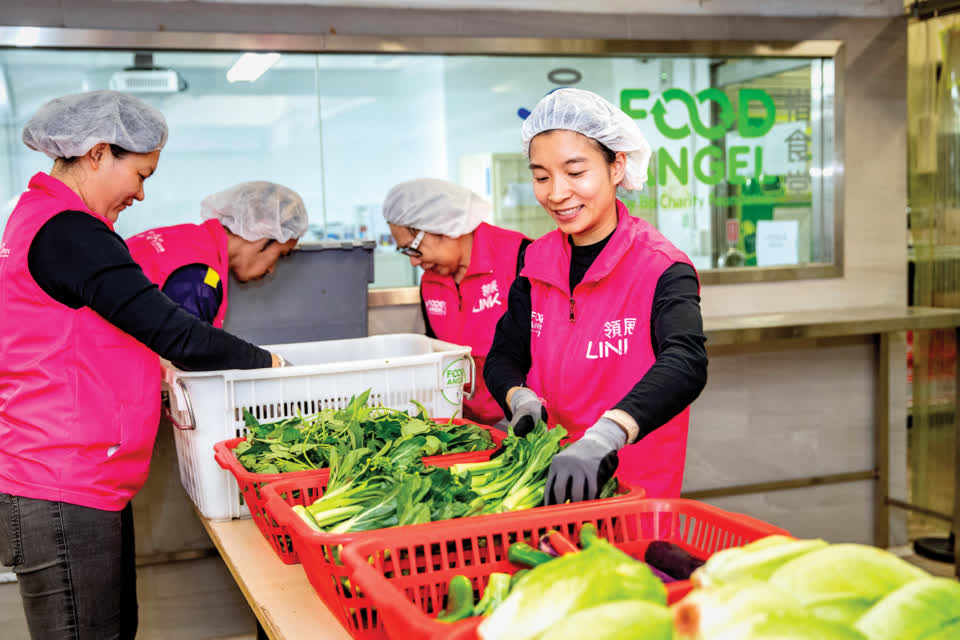 Food Angel and Link REIT both agree that food donation programme is a great way to reduce waste and benefit the community.